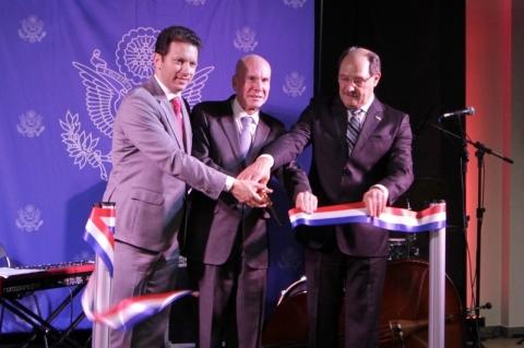 Consulado norte-americano é aberto oficialmente
