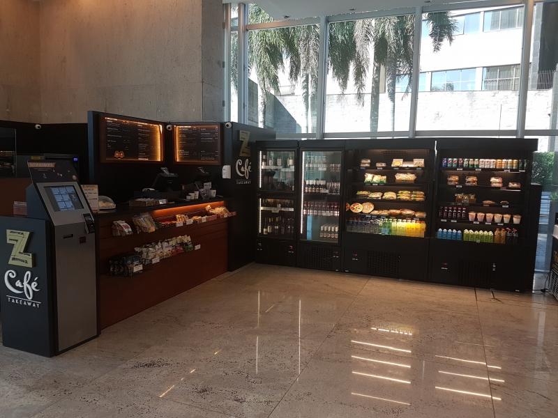 Z Café aposta no modelo takeaway, modelo implantado no Tecnopuc