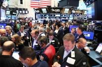 Bolsas de Nova Iorque registram melhor semestre em anos