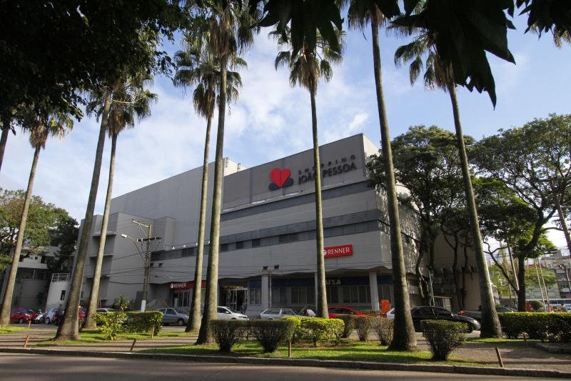 Modernização do Shopping João Pessoa, em Porto Alegre, passa por fachada e novos espaços comerciais