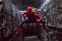 Em outras teias: Homem- Aranha de volta ao lar estreia no cinema