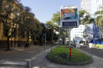 Licitação de relógios de rua sai até o fim do ano