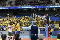 Brasil abre fase final com vitória sobre o Canadá na Arena da Baixada
