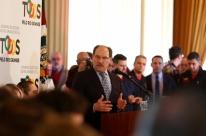 Sartori anuncia concurso para 6,1 mil vagas na segurança pública