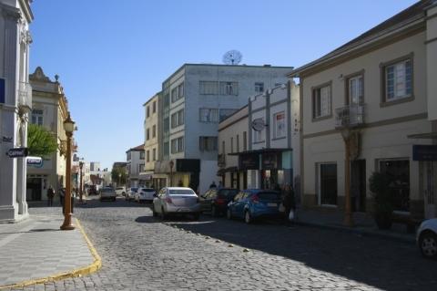 Caderno de Inverno do Geração E  na foto: Rua Buarque de Macedo