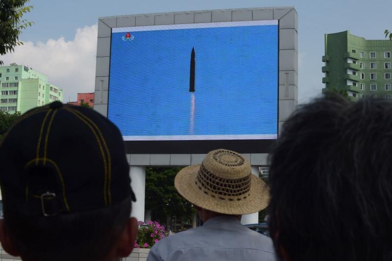Lançamento de ontem é considerado o maior já feito pelos norte-coreanos