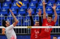 Canadá vence a Rússia e adia classificação do Brasil na Liga Mundial