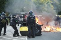 Protestos contra a realização do G-20 se multiplicam em Hamburgo, na Alemanha