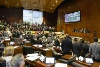 Projetos trancam pauta do Legislativo gaúcho na volta do recesso