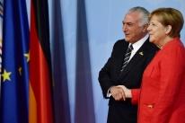 Temer chega para cúpula do G20 e diz que não há crise econômica no Brasil