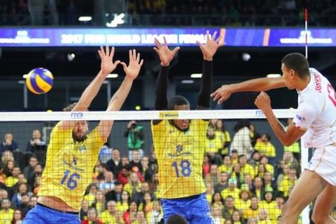 FIVB define rivais do vôlei brasileiro na busca por vagas olímpicas