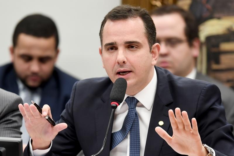 Pacheco afirmou que tem preferência pelo deputado Bonifácio de Andrada (PSDB-MG)