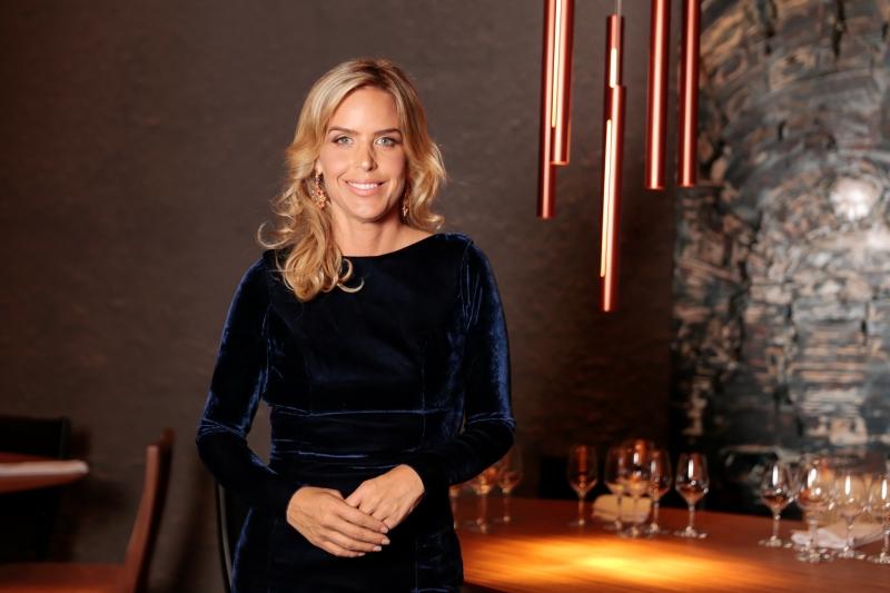 Fernanda Guimarães, idealizadora do Chef's Table