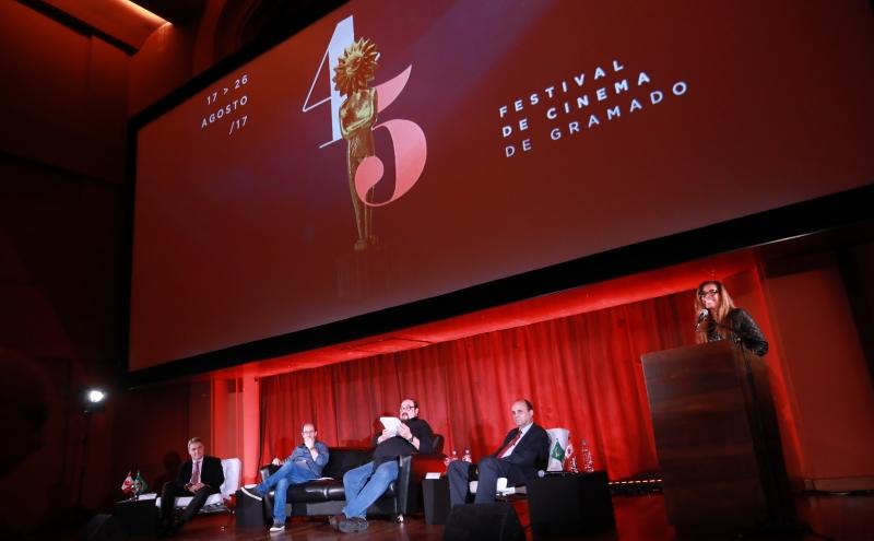 Lista de concorrentes foi divulgada na Cinemateca Capitólio Petrobras em Porto Alegre