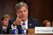 Novo diretor do FBI afirma ser independente da Casa Branca