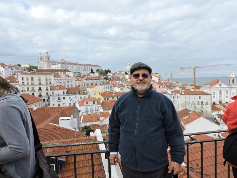 Engenheiro químico e enófilo Fernando Motta dos Santos