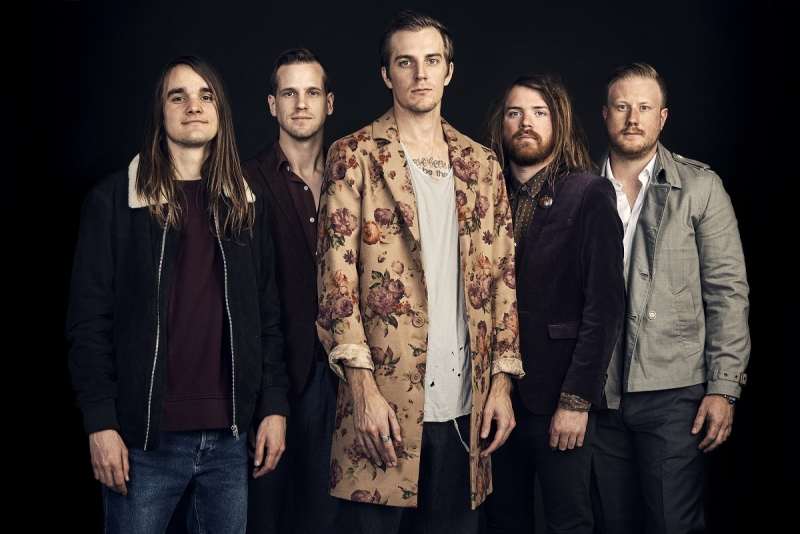 The Maine faz show no Teatro da Amrigs