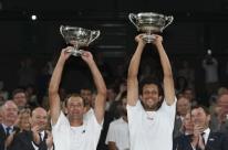 Melo vence, fatura título inédito e encerra jejum do Brasil em Wimbledon