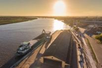 Movimentação dos portos gaúchos fecha primeiro semestre com alta