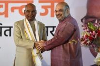 Líder nacionalista é escolhido novo presidente da Índia