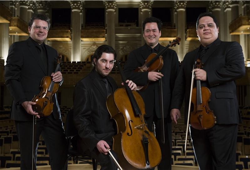 Quarteto Osesp é atração hoje do Festival de Inverno