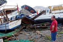 Terremoto de magnitude 6,5 atinge mar Egeu e deixa 2 mortos na Grécia