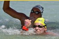 Ana Marcela Cunha conquista tri mundial nos 25 km da maratona aquática