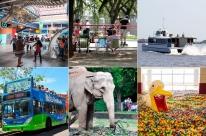 Mais de dez dicas para a diversão das crianças nas férias escolares