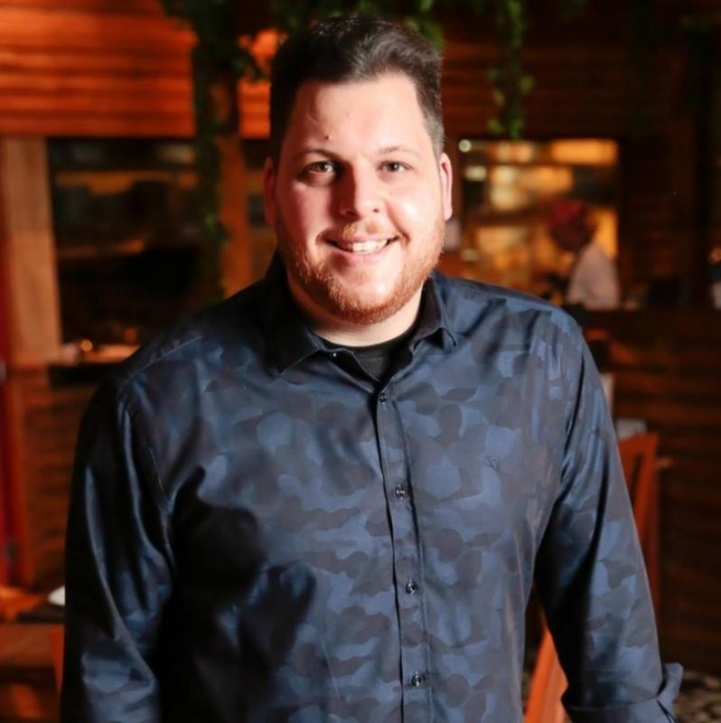Sebastian Watenberg, dono do Vermelho Burgers and Steaks