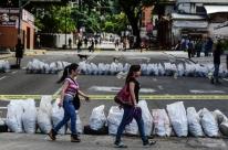 Opositores dão início a greve geral de 48 horas na Venezuela
