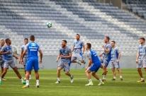 Grêmio escala time misto para confirmar a vaga na Copa do Brasil