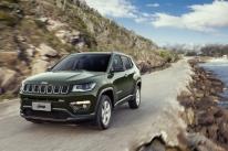 Nova versão aumenta a linha 2018 do Jeep Compass