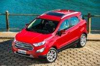 Precursora dos SUV compactos, Ford EcoSport se aperfeiçoa