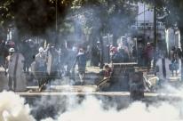 Manifestação em Caracas antes de eleições para Constituinte é esvaziada