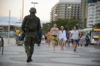 Mais de 8,5 mil militares atuam em ruas e avenidas do Rio de Janeiro