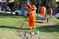 Praças na zona Norte receberão serviços a partir de hoje