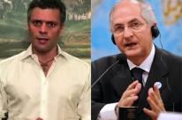 Venezuela volta a prender dois líderes da oposição
