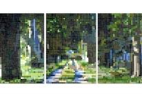 Imagens pixeladas