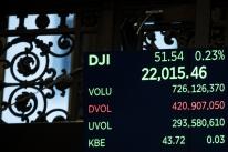 Bolsas de Nova Iorque sobem e S&P 500 renova recorde com comércio, Brexit e balanços
