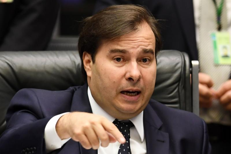 Rodrigo Maia chama advogado de Temer de 'incompetente' - Jornal do Comércio