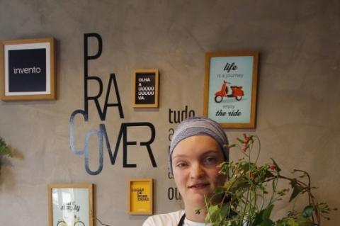 Bistrô em Taquara oferece pratos com plantas comestíveis não convencionais