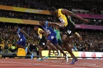 Bolt se despede dos últimos 100m da carreira com bronze no Mundial
