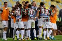 Fluminense vence Atlético-GO em noite de homenagem a Abel