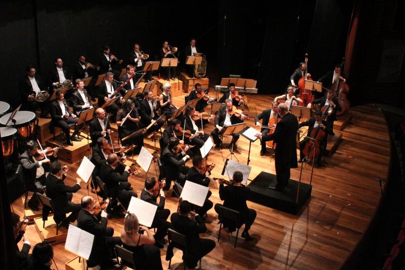 Orquestra da UCS interpreta sinfonias de Beethoven em Caxias do Sul e Porto Alegre