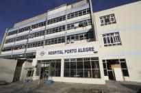 Hospital Porto Alegre tenta manter atendimentos