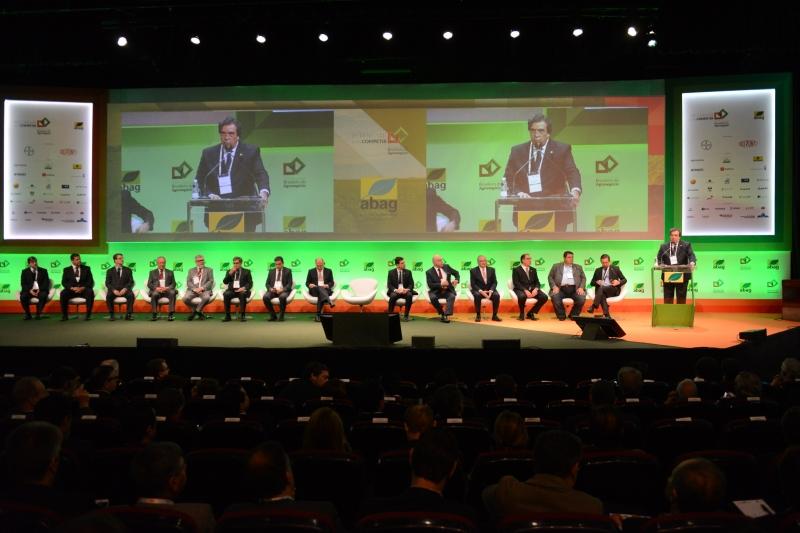 Congresso, em São Paulo, discutiu apoio do banco ao frigorífico