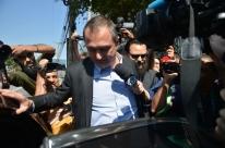Joesley presta depoimento na PF de São Paulo sobre venda de ações