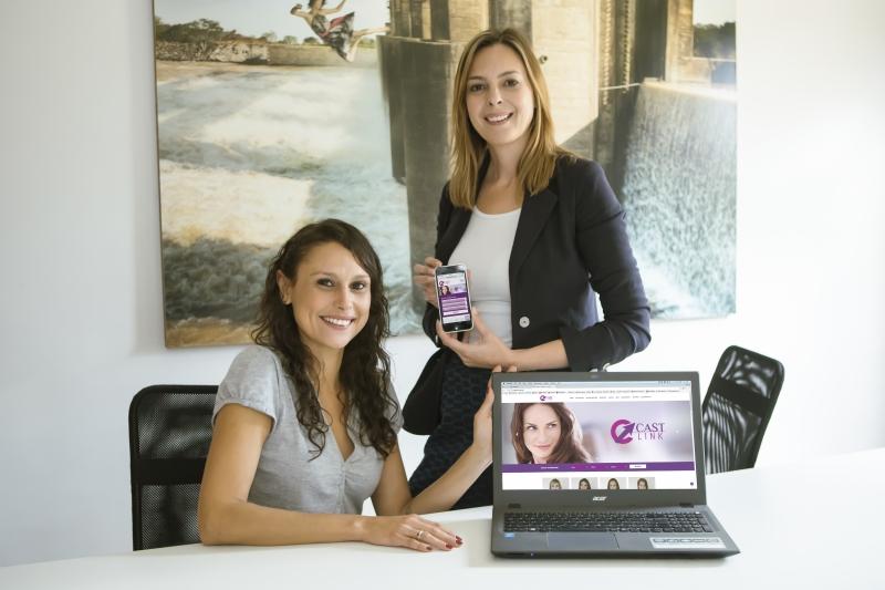 Débora e Catarina desenvolveram o negócio em Porto Alegre para deixar o ramo mais profissionalizado