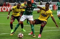 Palmeiras perde nos pênaltis em casa e se despede da Libertadores
