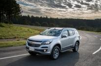 Chevrolet Trailblazer agora roda de forma mais suave